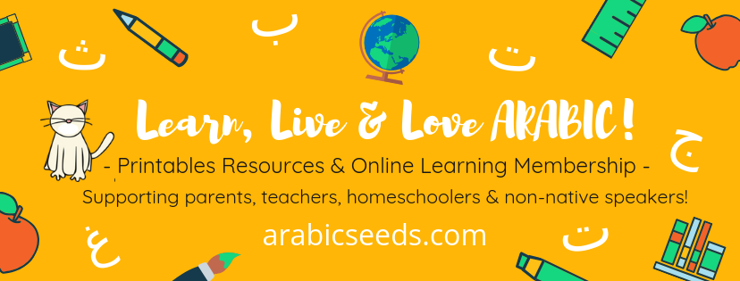 Learn, Live and Love Arabic