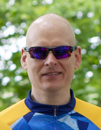 Headshot of Onshape's Paul Chastell, who is cycling in the Pan-Mass Challenge ride this August to raise funds for cancer research.
