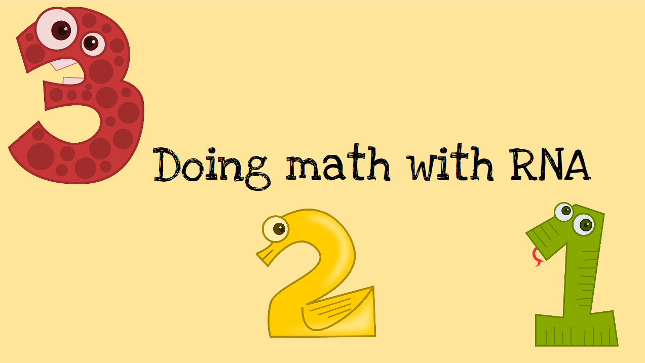 Doing math with RNApng
