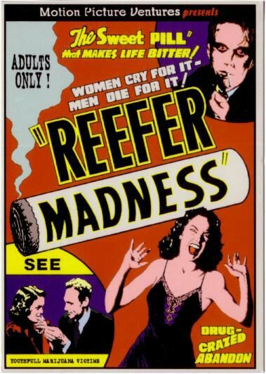 Reefer Madness a Thing of the Past?