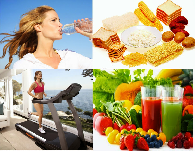 7 Cara Diet Sehat dan Aman bagi Ibu Menyusui