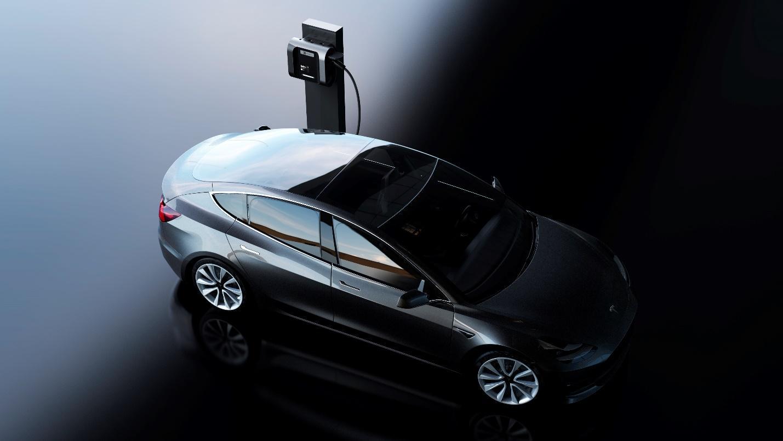 Imagen digital de un coche  Descripción generada automáticamente con confianza media