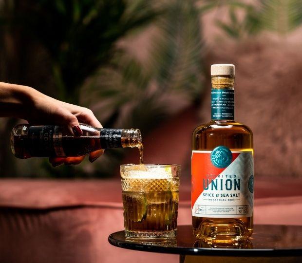 Spirited Union Botanical Rum - Spice & SeaSalt