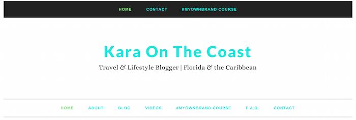 blogger địa phương