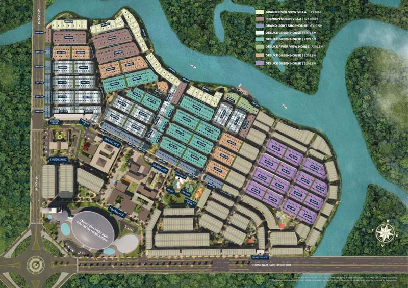 mat bang phan khu the valencia aqua city