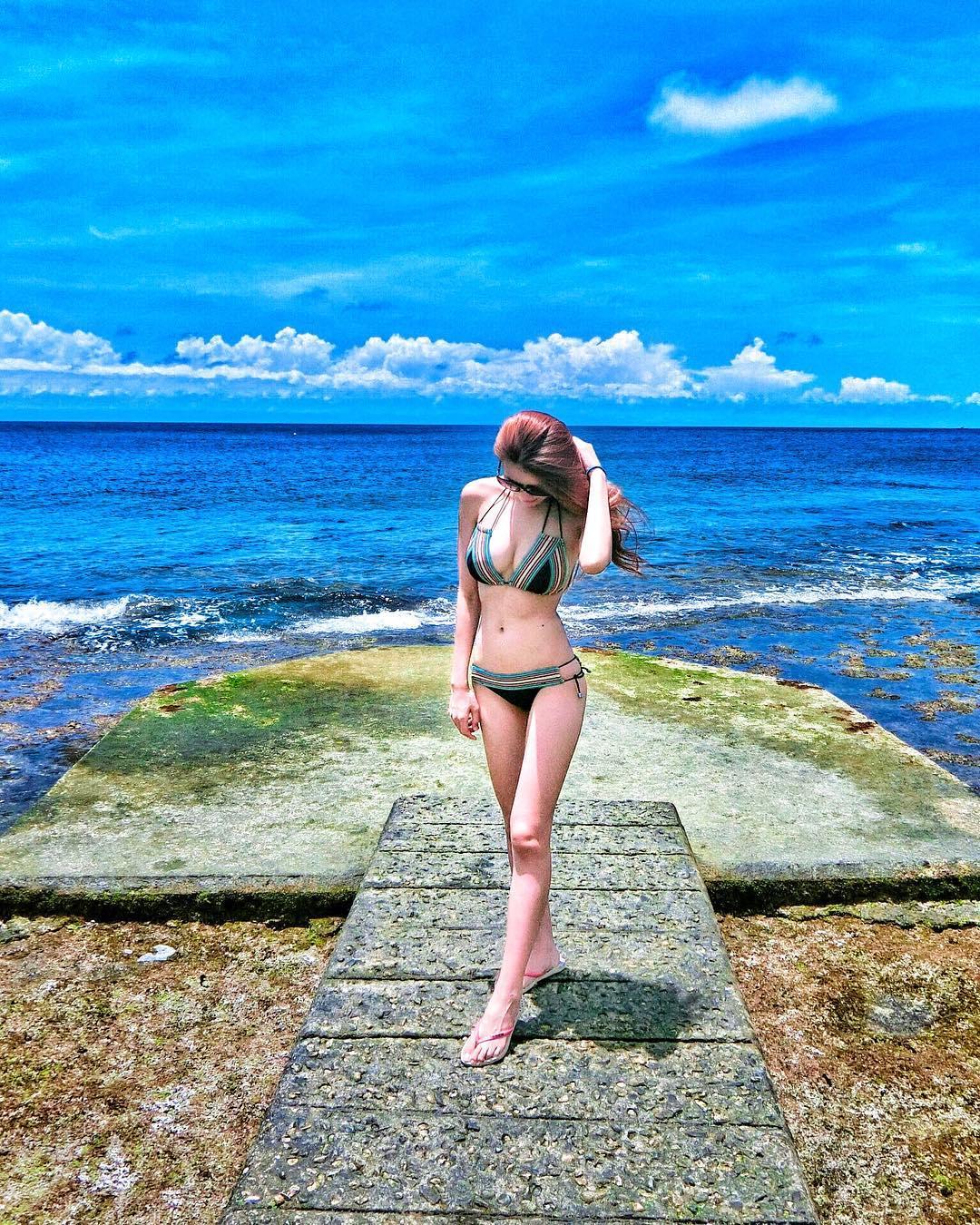 綠島柴口的潛水步道