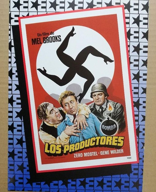 Los productores (1968, Mel Brooks)