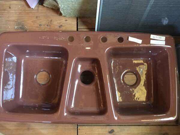 Find Discontinued Plumbing Fixtures Kohler Trieste Sink