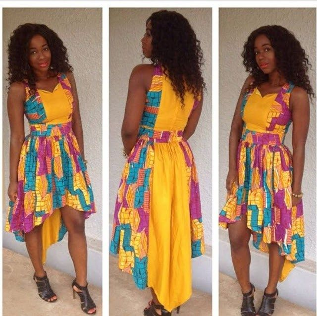 Ankara Styles For Teenagers : 50 Fabulous Looks To Steal   African clothing  styles, Ankara styles, African dresses for women