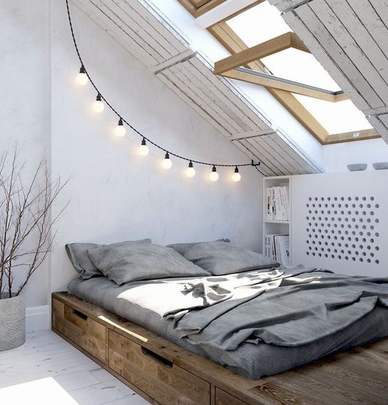 Storage Neutral Bedroom Ideas for Small Rooms
