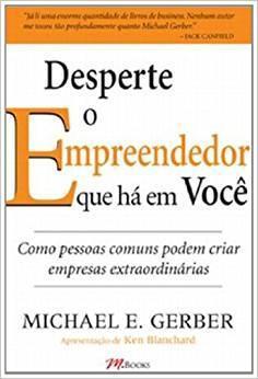"""Livro """"Desperte o Empreendedor que Há em Você"""""""