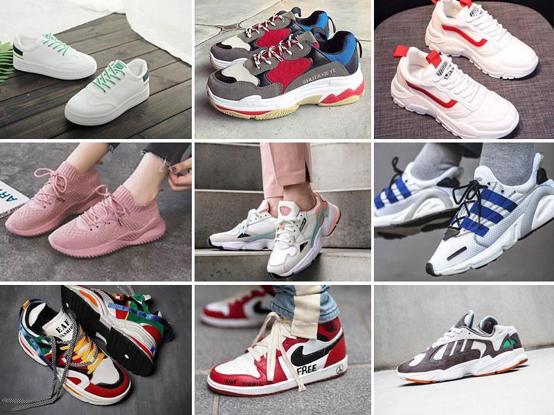 Xưởng giày sneaker Quảng Châu