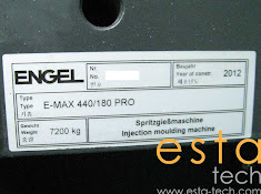 Engel EMAX 440/180 PRO (2012) All Electric  Plastic Injection Moulding Machine