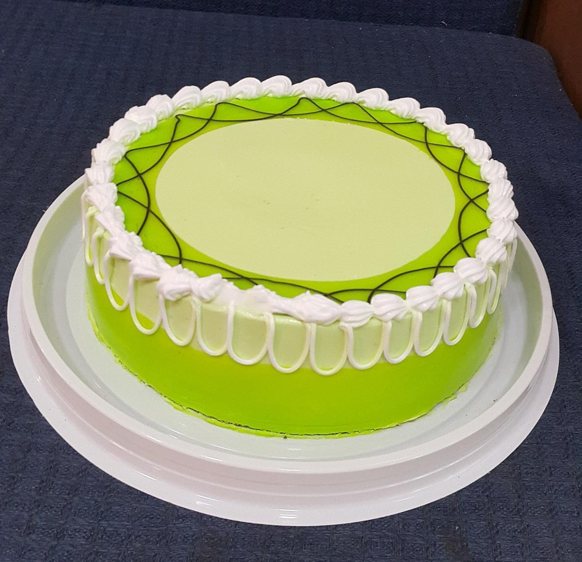 Hương vị của bánh kem sinh nhật trà xanh ấn tượng ra sao?