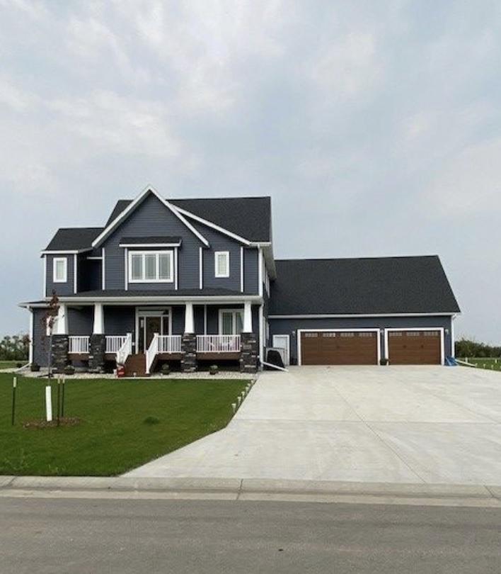 A Klauer Designed Home in Fargo, ND