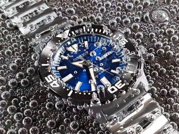 Limitowany zegarek nurkowy od Seiko