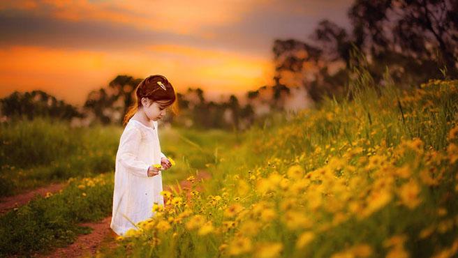 نکات عکاسی از کودکان