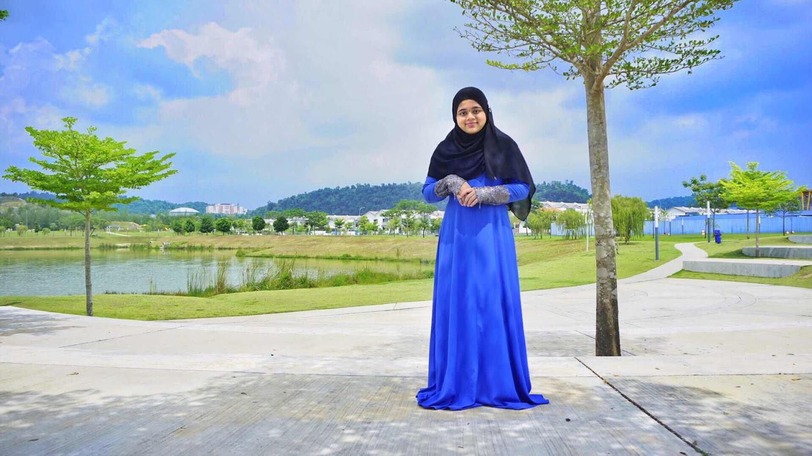 premium beautiful raya pkp covid 2020 jubah muslimah