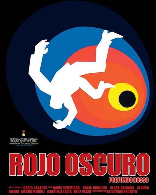 Rojo oscuro (1975, Dario Argento)