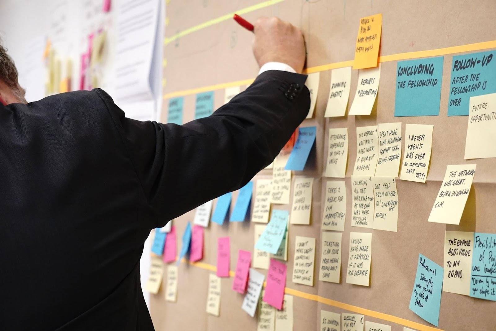 A gestão de projetos é importante nas diferentes áreas da vida