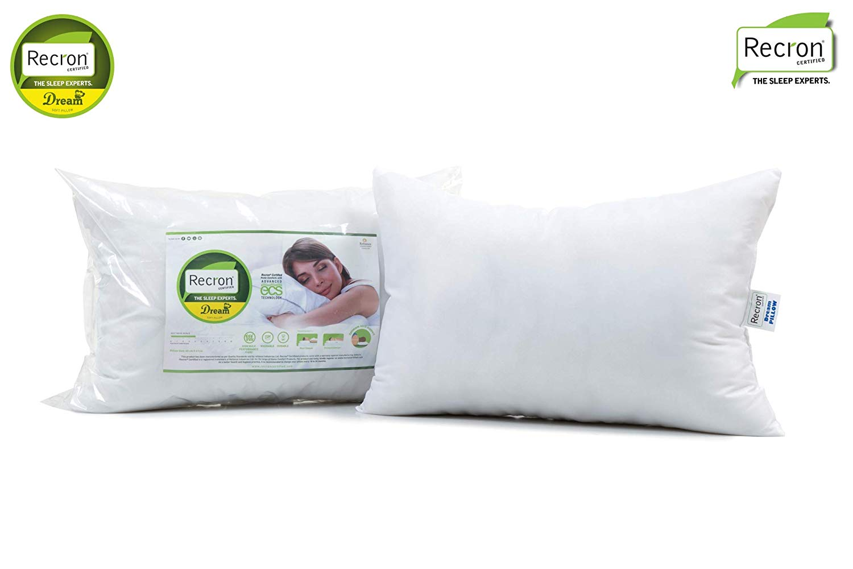 Recron Certified Dream Fibre Pillow