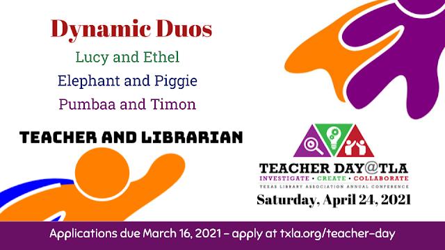 Teachers + Librarians = Dynamic Duos