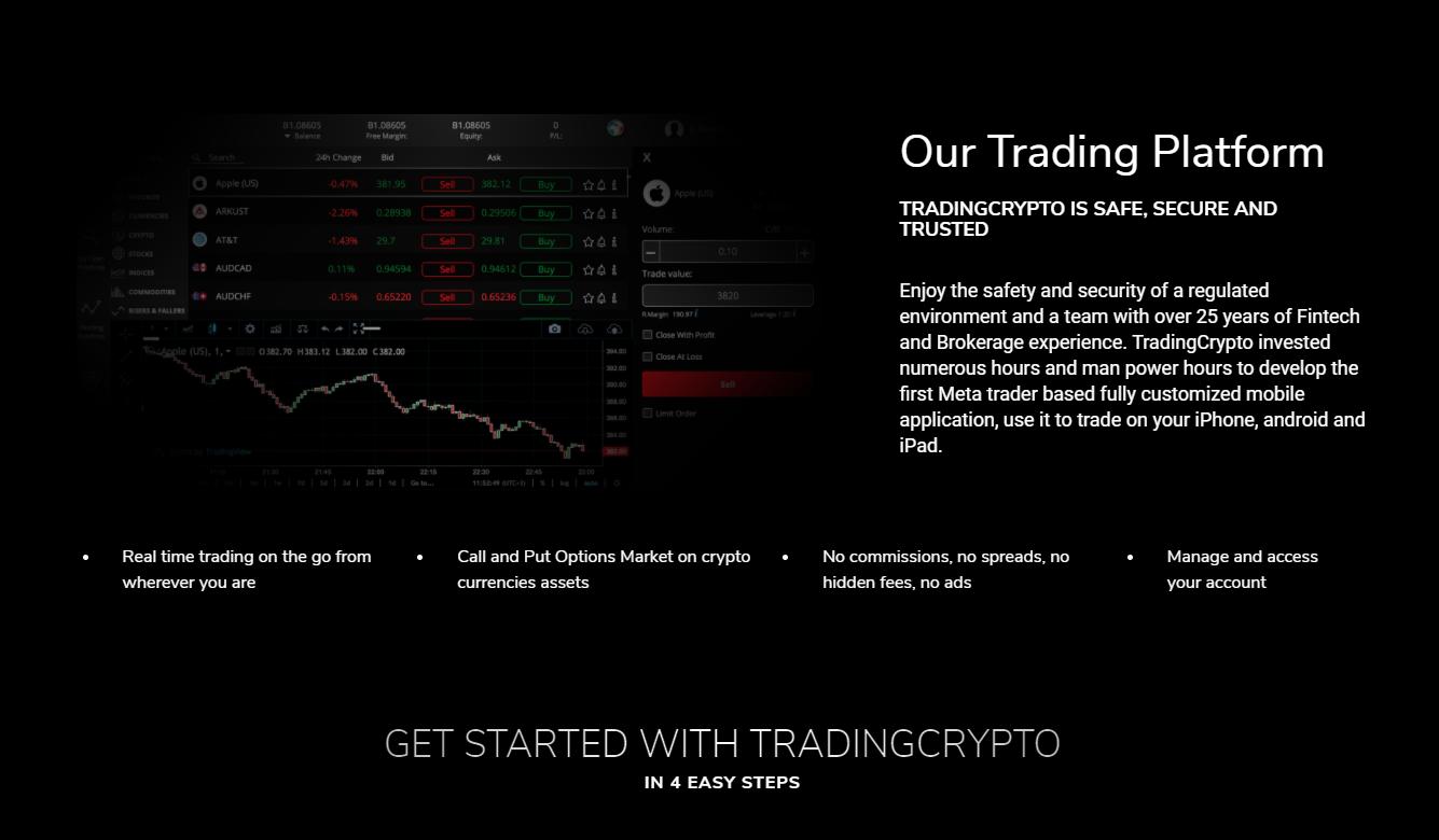 Tradingcrypto trading software