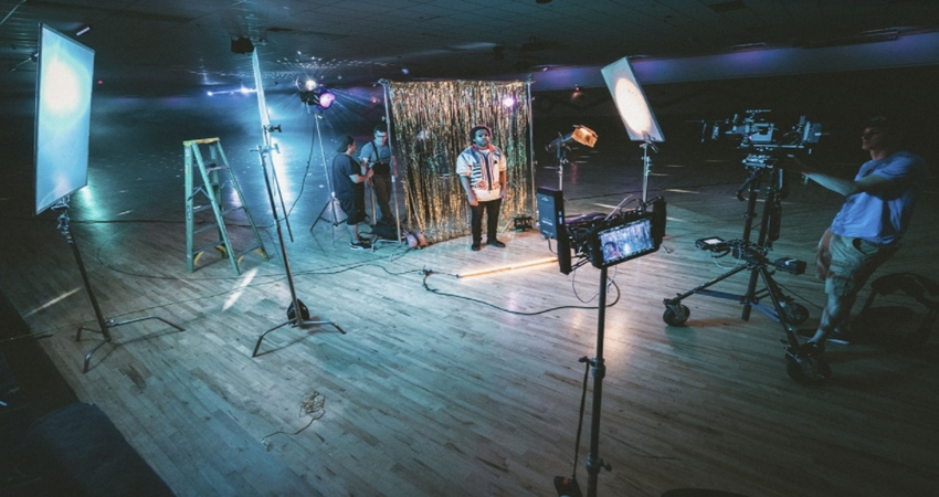 VR動画 360度映像 撮影