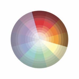 Chọn phối màu |  Phối màu tương tự