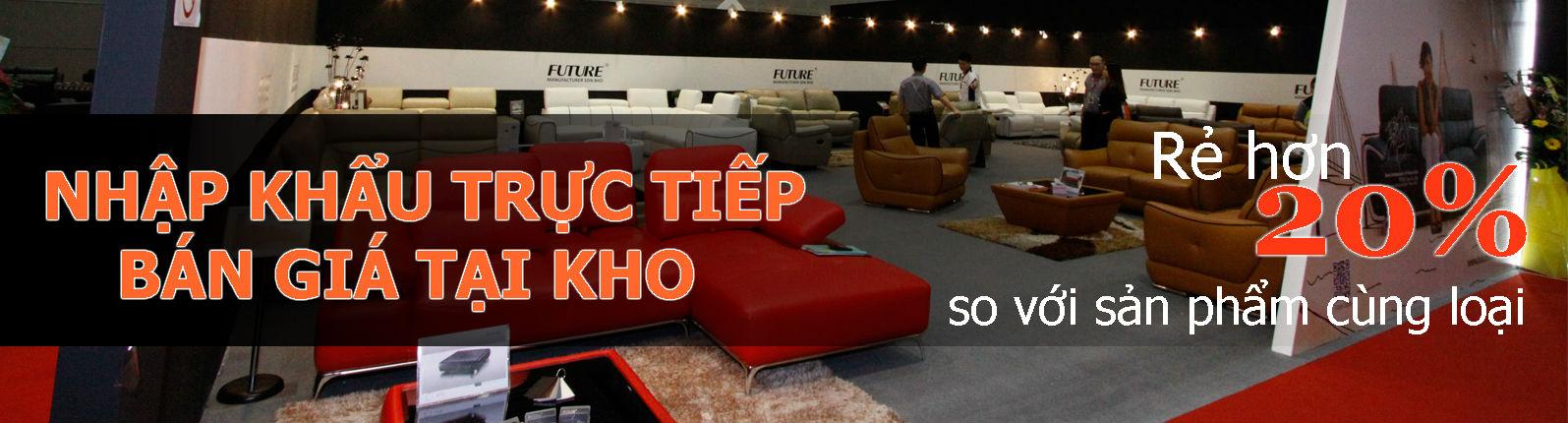 Sofa da chữ L Future Model 7037 giảm giá tới 40% saigonsofa.com