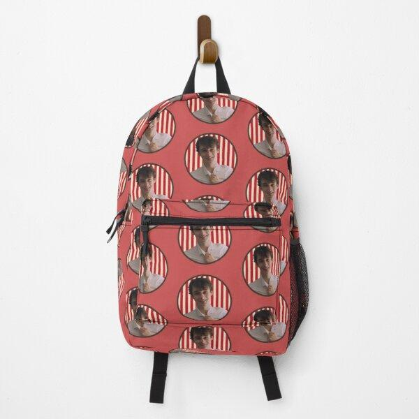 Wilbur Soot in a circle   Dream SMP   Your new boyfriend Backpack RB2605 product Offical Wilbur Soot Merch