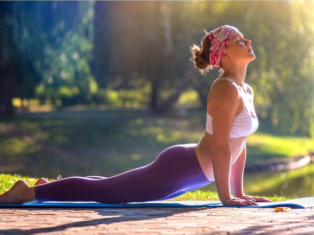 Image result for hot yoga
