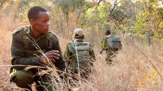 Работа в отряде рейнджеров стала для этих женщин спасением