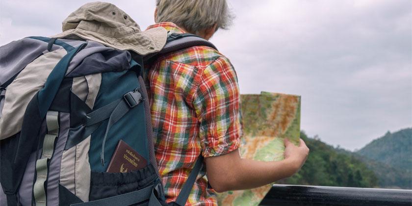 Čo si nezabudnúť zbaliť so sebou na turistiku