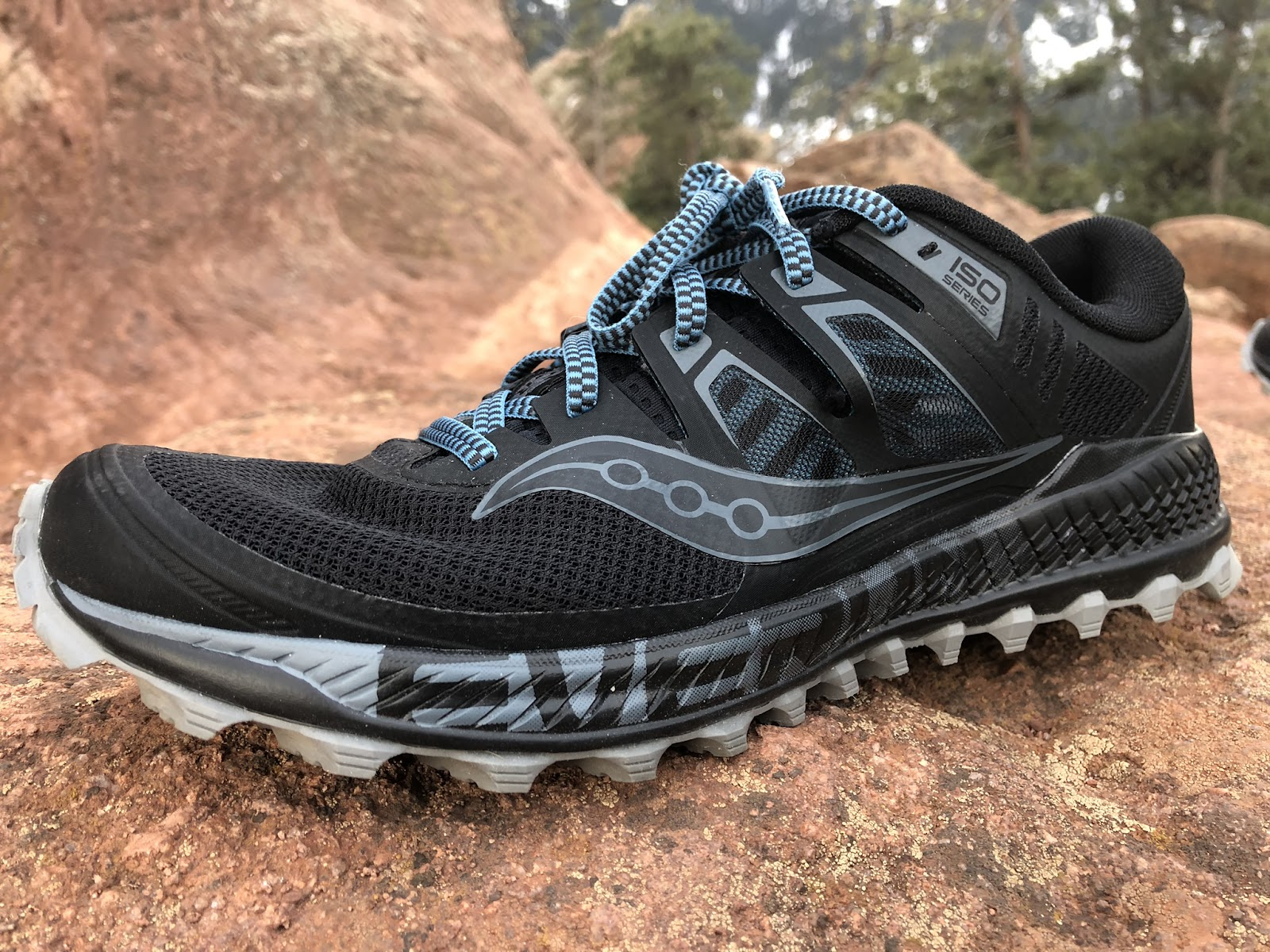 b995b739dc2 Saucony Peregrine ISO Review  Regardless of Terrain- Confidence Inspiring