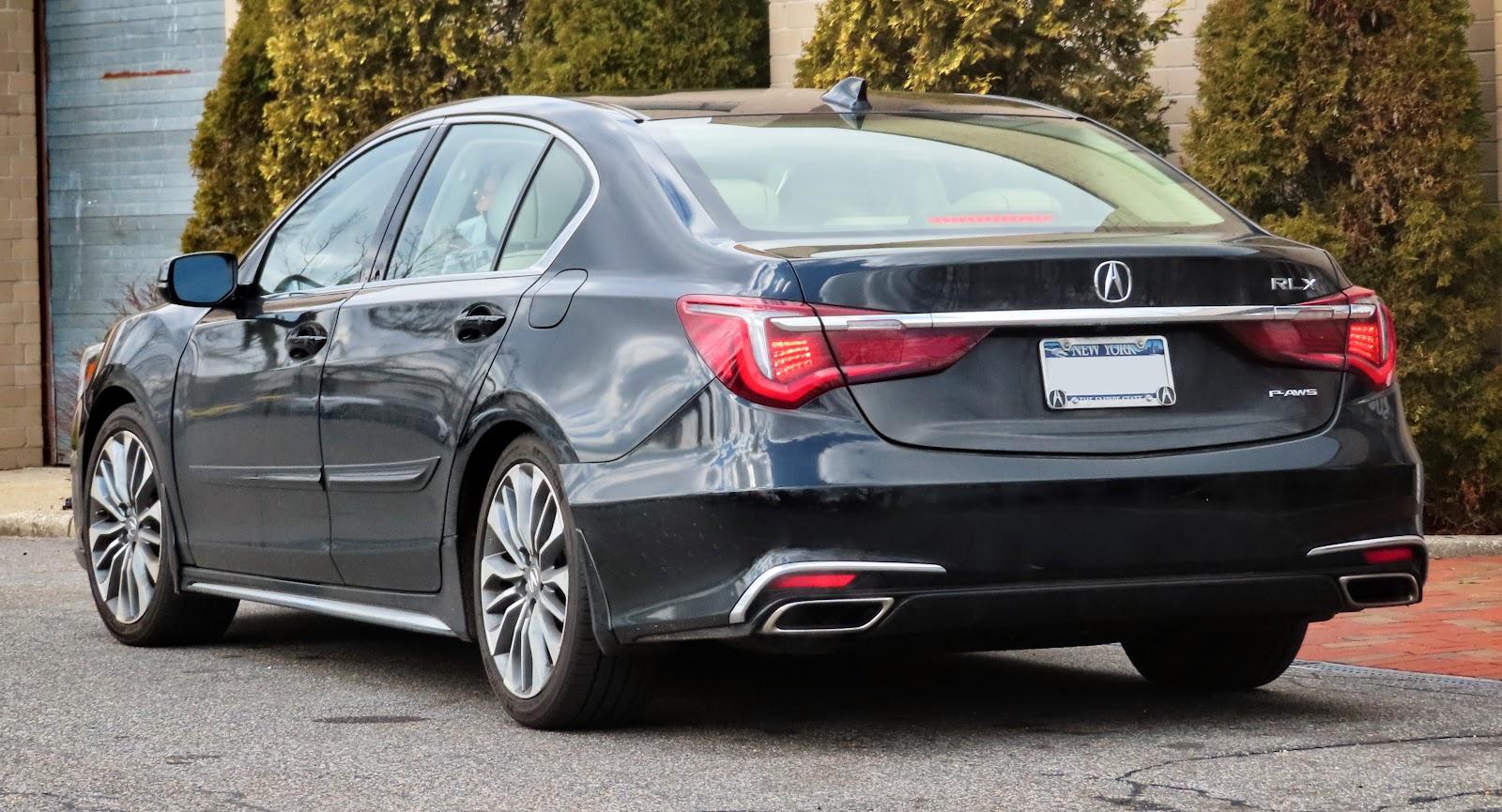 Photo of Acura RLX: 69% 5-year depreciation rate