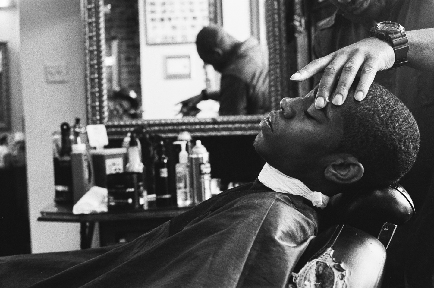 The power and politics of the black barbershop | The FADER