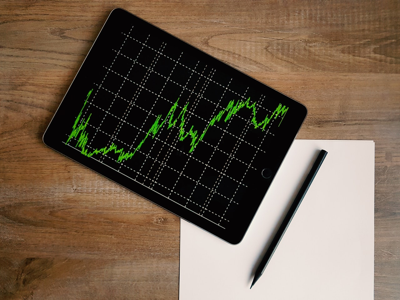 Powerful cryptocurrency trading algorithm