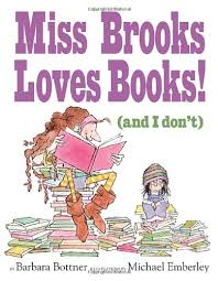 Image result for miss brooks loves books