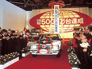 Toyota สามารถผลิตรถยนต์คันที่ 10 ล้านได้สำเร็จ