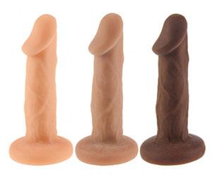 New York Toy Collective Shilo Posable Dildos