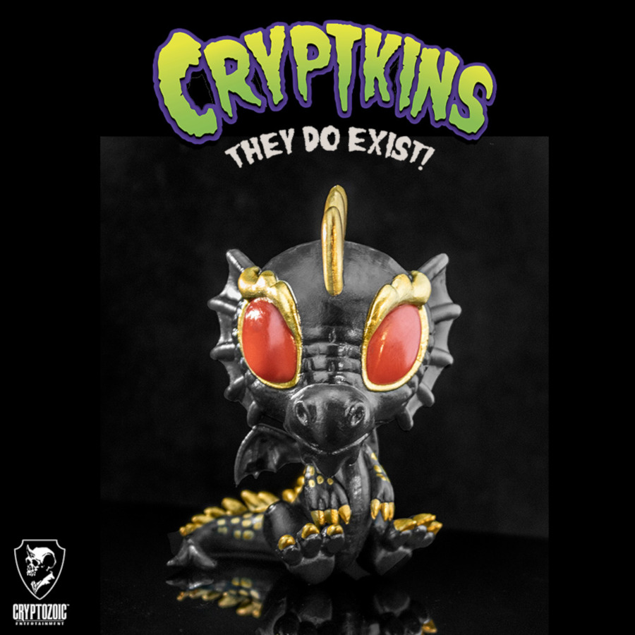 Black Dragon (Cryptkins™: Series 2)