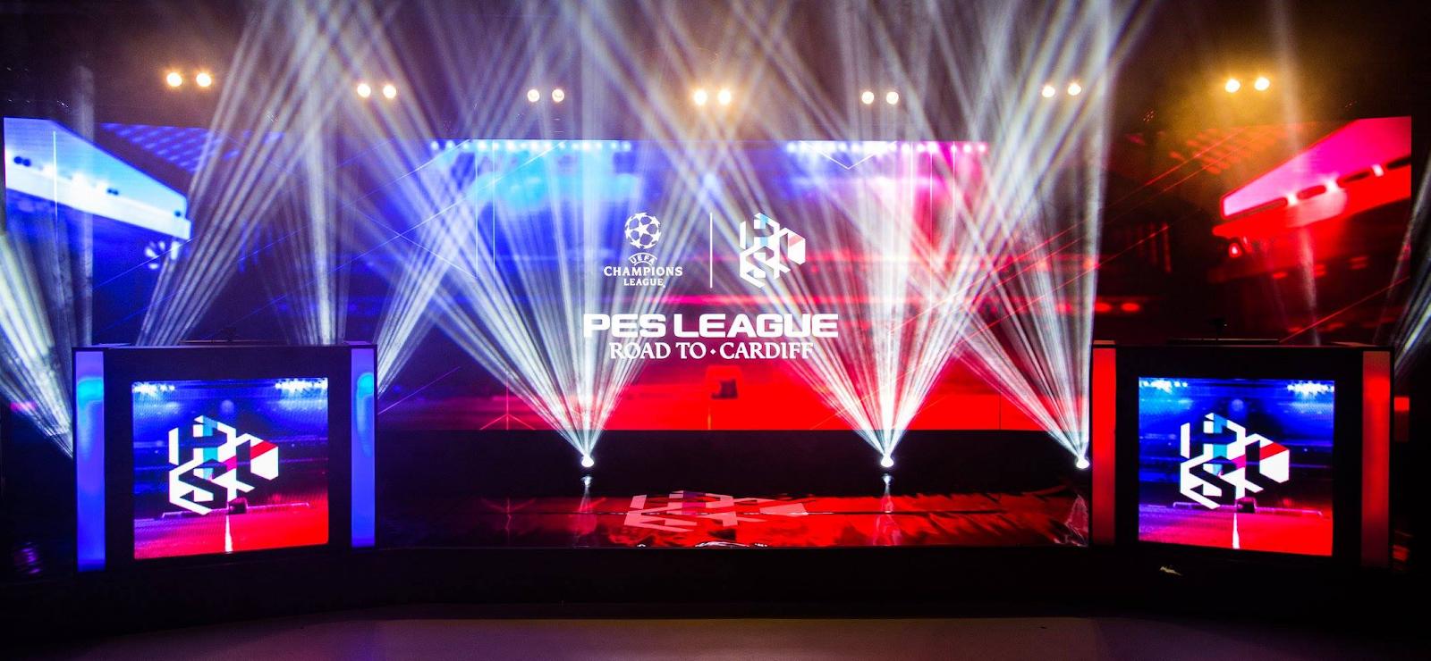 pes league world tour 2019