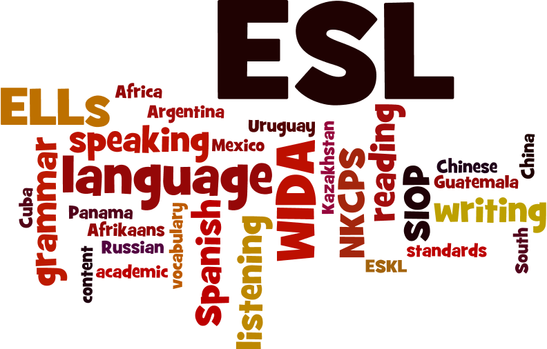ESL Common Terms