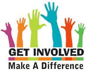 Get Involved: Make a Difference