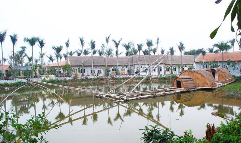 Vị trí của khu resort