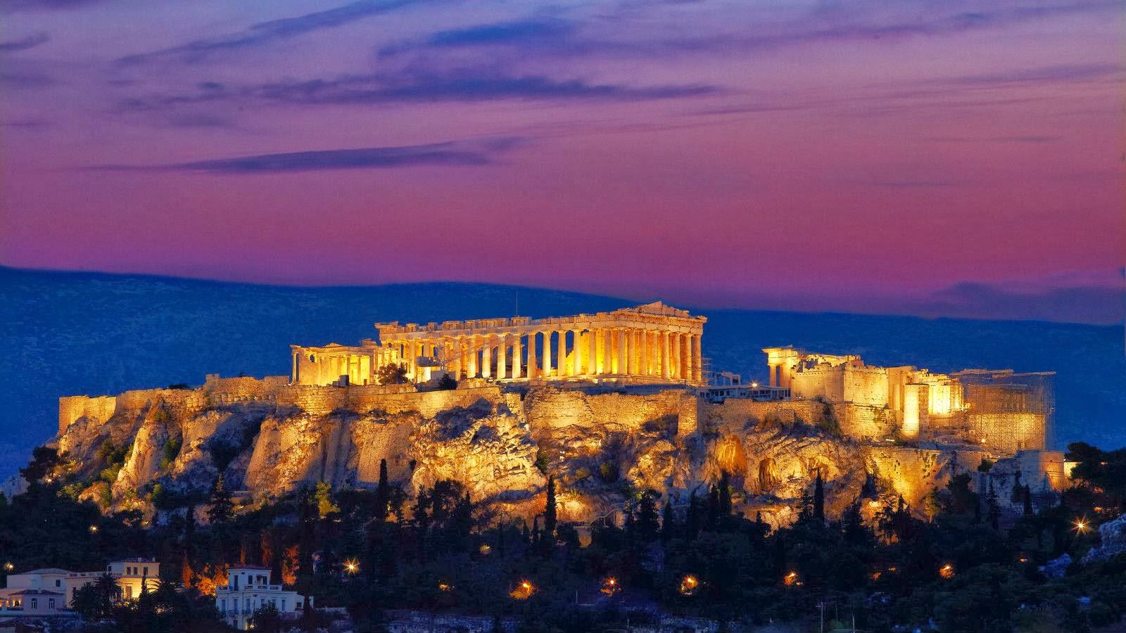 Tengase Presente: El destino del gran templo de Grecia El ...