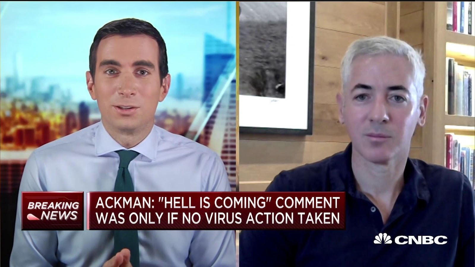 Watch CNBC's full interview with billionaire investor Bill ...