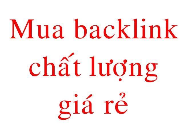 Kết quả hình ảnh cho mua backlink chat luong
