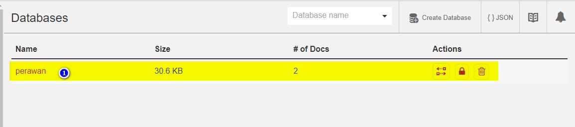 Install dan Konfigurasi  Database Nosql CouchDB di CentOs 7.